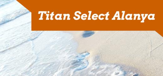 Hotel Titan Select Alanya Türkei