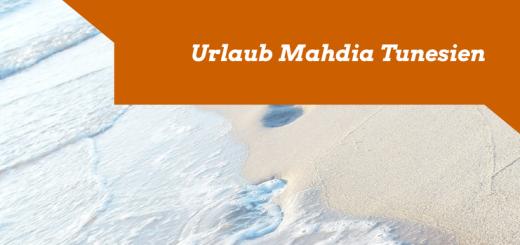 Urlaub Tunesien Mahdia buchen