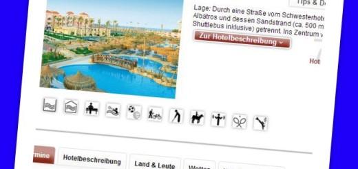 Hotel Albatros Garden Resort Hurghada