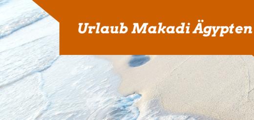 Urlaub Makadi Bay Ägypten