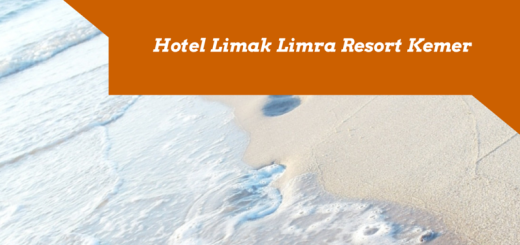 Hotel Limak Limra Resort Kemer