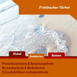 Frühbucher Türkei 2016 2017