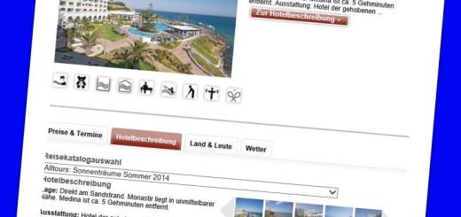 Hotel Framissima Regency Monastir Tunesien