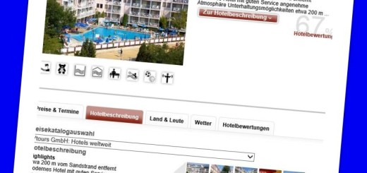 Hotel Longosa Garden Sonnenstrand Bulgarien
