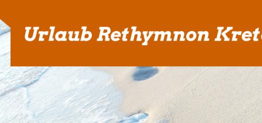 Urlaub Rethymnon buchen