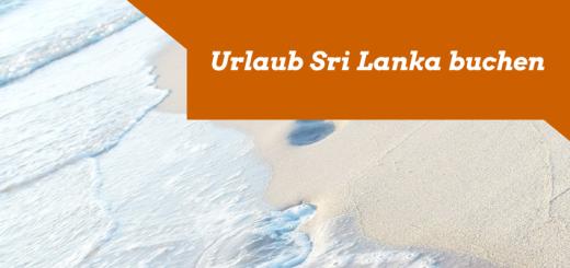 Urlaub Sri Lanka buchen