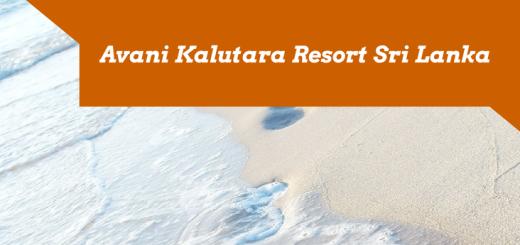 Avani Kalutara Resort Sri Lanka
