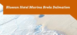 Bluesun Hotel Marina Brela Dalmatien