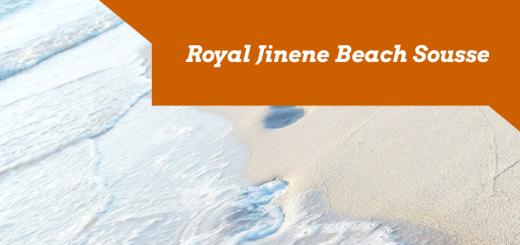 Royal Jinene Beach Sousse