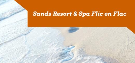 Sands Resort und Spa Flic en Flac
