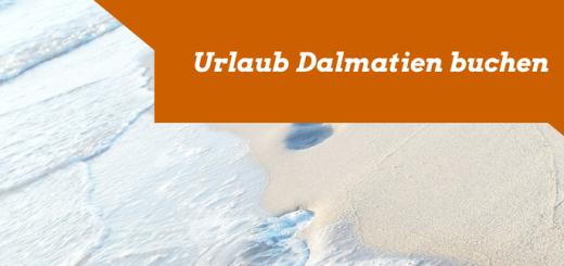 Urlaub Dalmatien buchen
