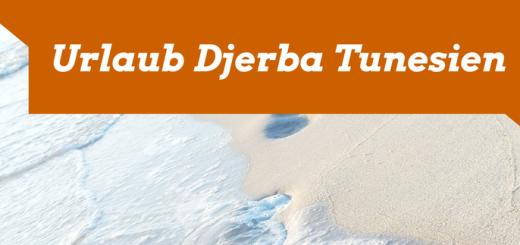 Urlaub Djerba buchen