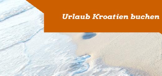Urlaub Kroatien buchen