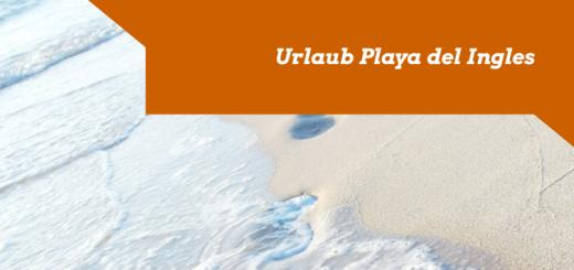 Urlaub Playa del Ingles buchen